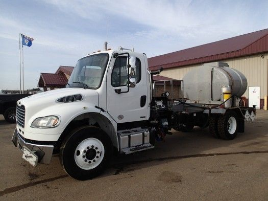 2012 Freightliner M2 Fuel Tanker Fuel Truck - Lube Truck