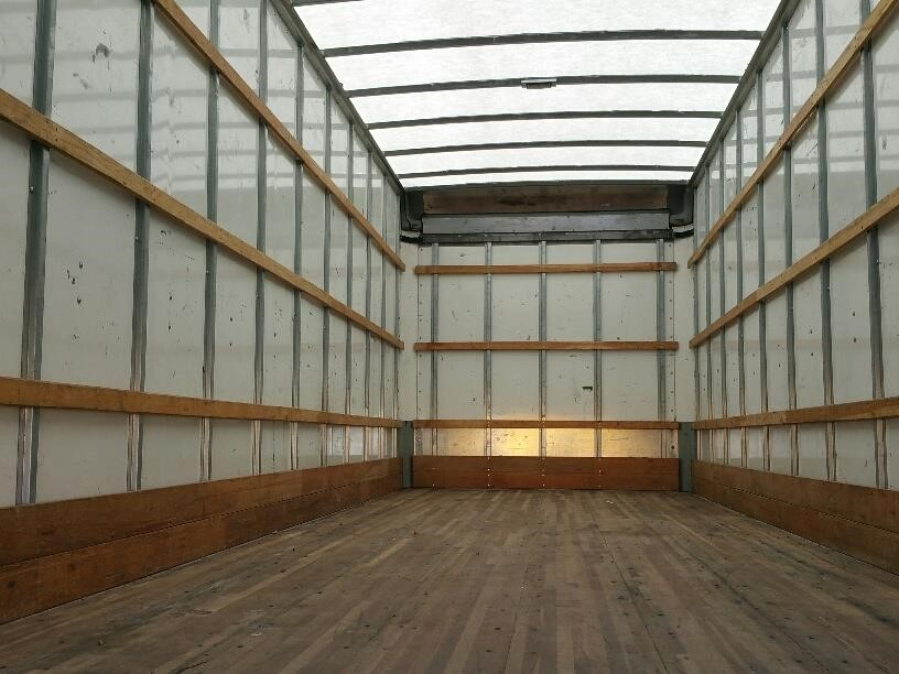 2013 International Durastar 4300 Box Truck - Straight Truck, 1