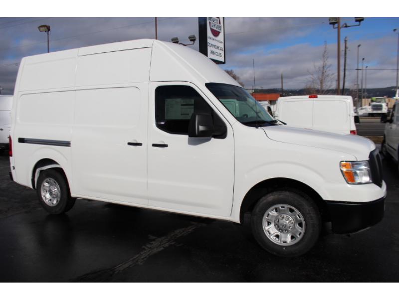 2017 Nissan Nv2500hd Cargo Van, 8