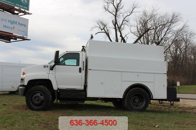 2005 Gmc C7500 Utility Truck - Service Truck