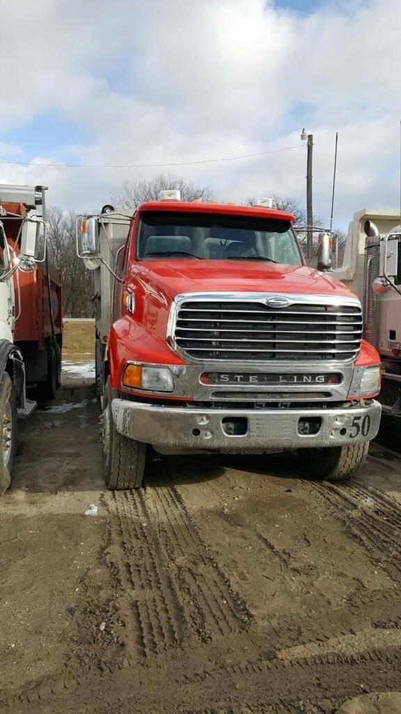 2008 Sterling L9500  Dump Truck