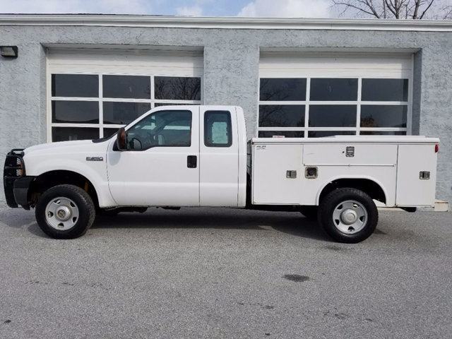 2006 Ford Super Duty F250 4x4  Contractor Truck
