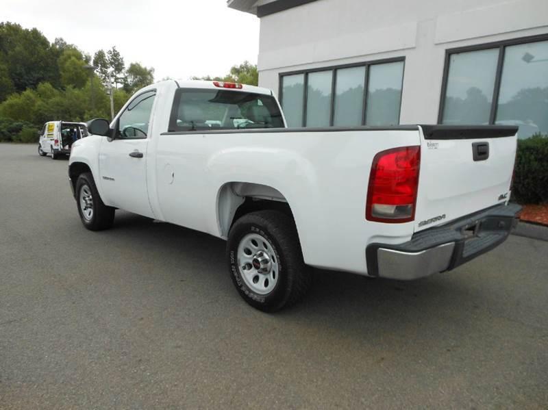 2013 Gmc Sierra 1500 Pickup Truck, 4