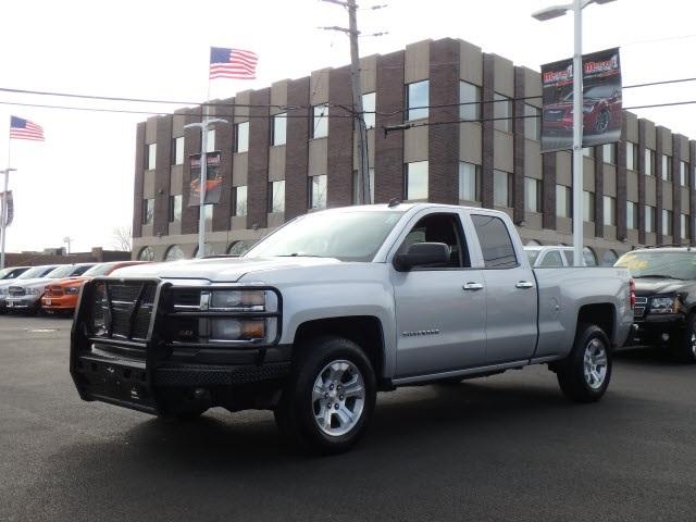 2014 Chevrolet Silverado 1500, 2