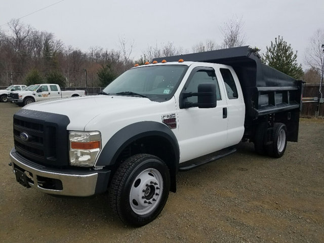 2008 Ford Super Duty F-550 Drw Dump Truck
