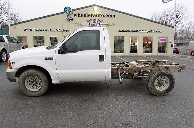 1999 Ford F250  Cab Chassis