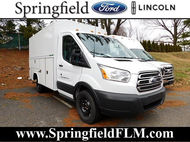 2017 Ford Transit 350 Utility Truck - Service Truck, 0