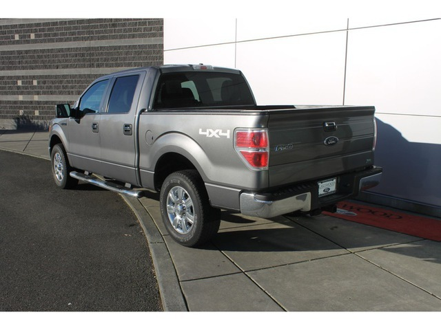 2010 Ford F-150, 2