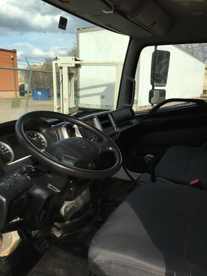 2012 Hino 268 Box Truck - Straight Truck, 1
