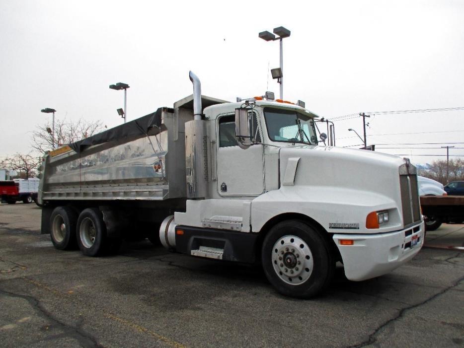 1987 Kenworth T600  Dump Truck