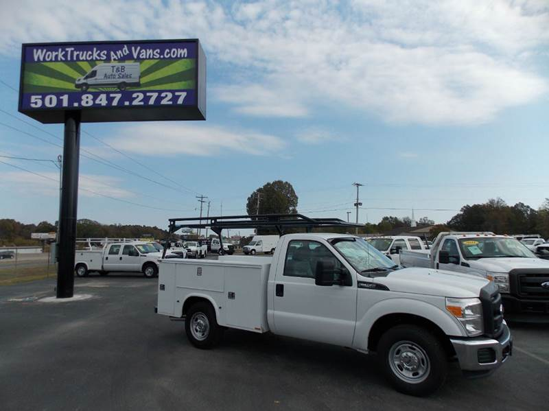 2014 Ford F-250  Utility Truck - Service Truck