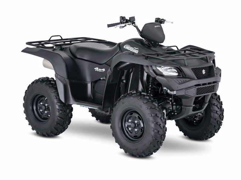 2017 Suzuki KINGQUAD 750 AXI POWER STEERING SPECIAL EDITION