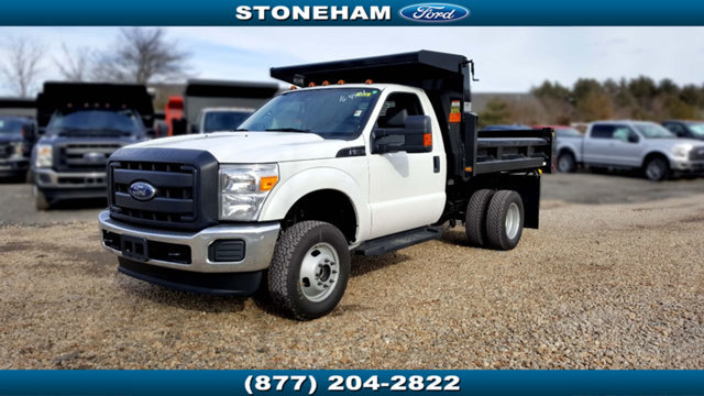 2016 Ford Super Duty F-350 Drw Cab-Chassis  Pickup Truck