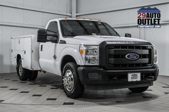 2011 Ford Super Duty F-350 Drw  Utility Truck - Service Truck