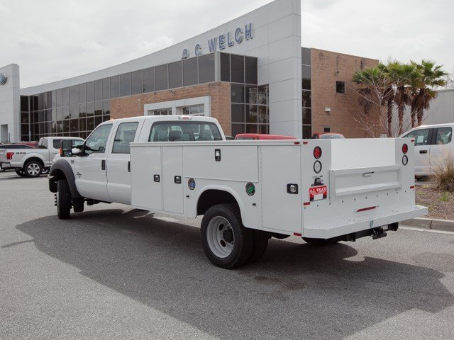 2016 Ford F-450 Utility Truck - Service Truck, 2