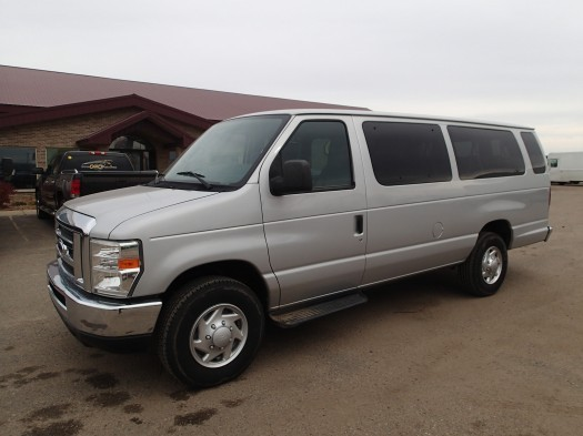 2010 Ford E-350 Xlt Super Duty  Van