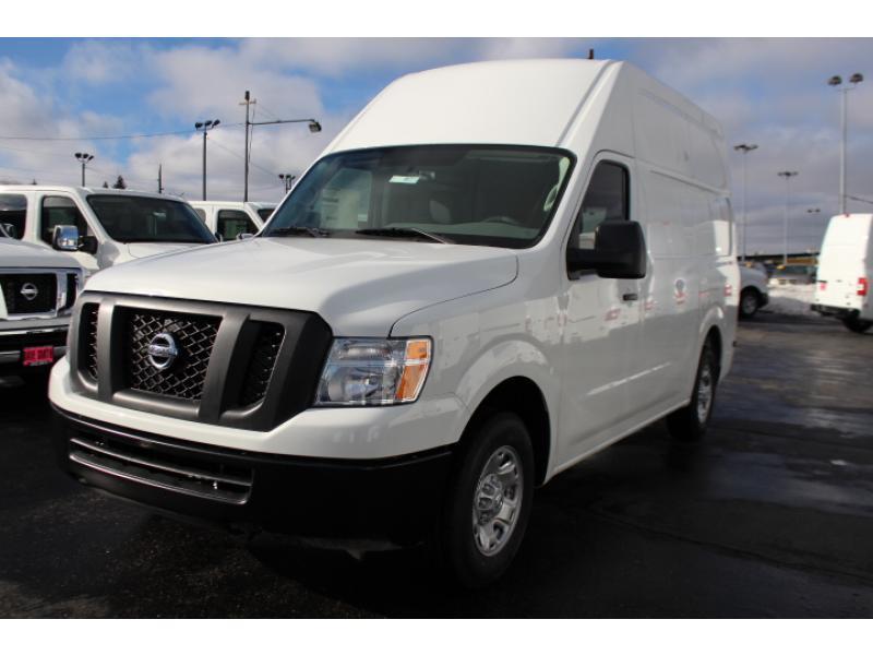 2017 Nissan Nv2500hd Cargo Van, 1