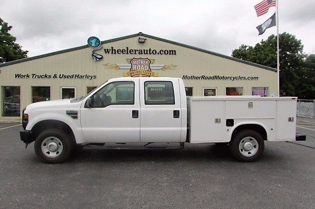 2009 Ford F250  Utility Truck - Service Truck