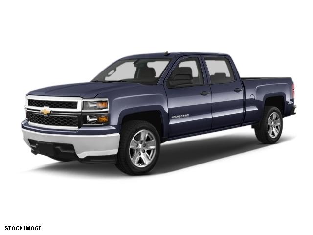 2014 Chevrolet Silverado 1500 Pickup Truck, 0