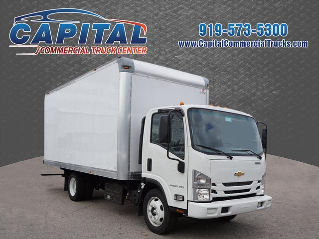 2017 Chevrolet 4500 Box Truck - Straight Truck