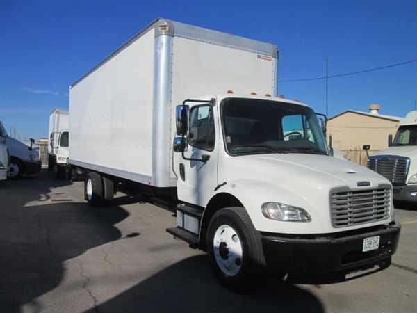 2014 Freightliner M2 106 Box Truck - Straight Truck, 1