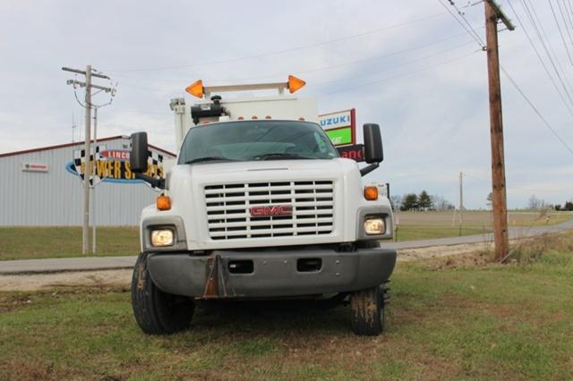 2005 Gmc C7500 Utility Truck - Service Truck, 4