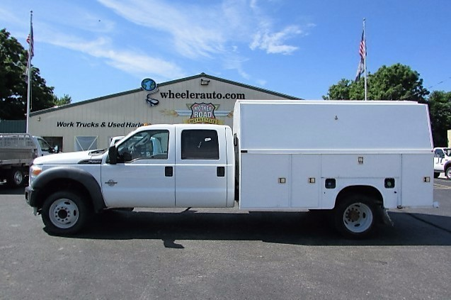2011 Ford F550  Utility Truck - Service Truck