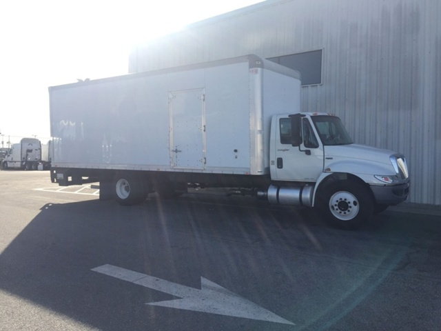 2013 International Durastar 4300  Box Truck - Straight Truck