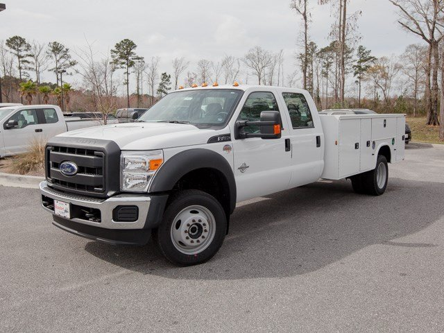2016 Ford F-450 Utility Truck - Service Truck, 1