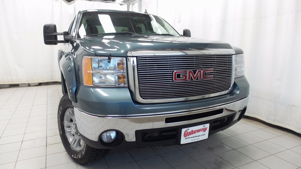 2007 Gmc Sierra 2500hd Pickup Truck