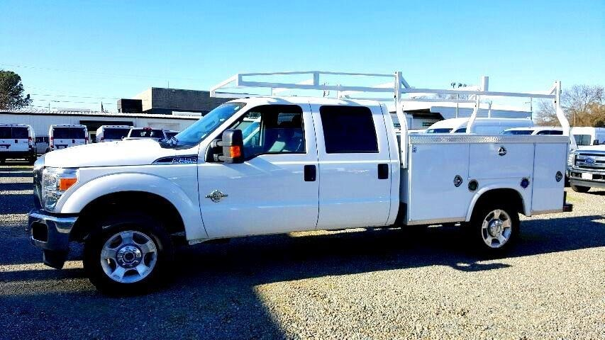 2016 Ford F350 Sd  Utility Truck - Service Truck