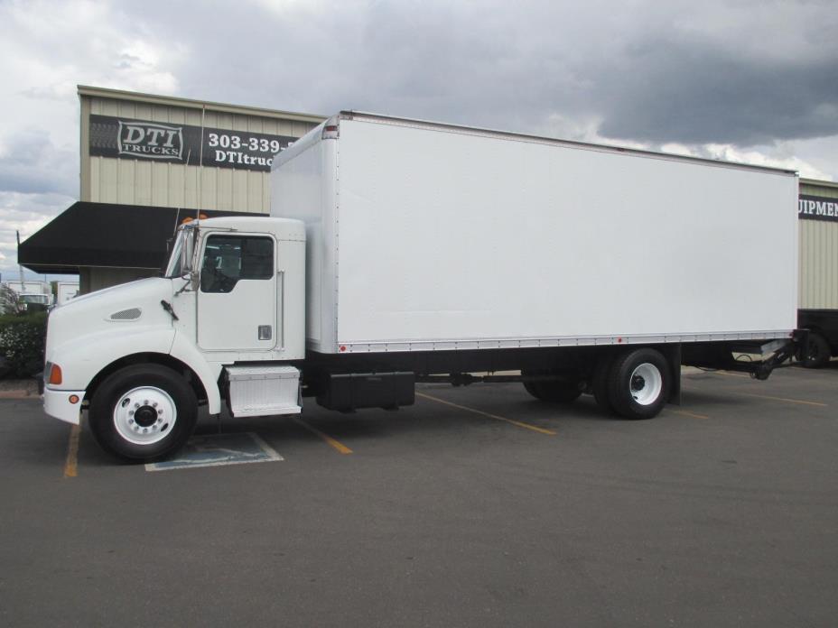 1996 Kenworth T300 Box Truck - Straight Truck, 1