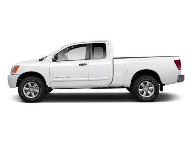 2011 Nissan Titan Pickup Truck, 3