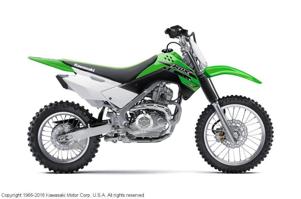 2016 Kawasaki KLX 140 AGF