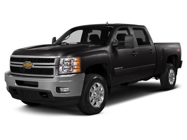 2014 Chevrolet Silverado 3500hd  Pickup Truck