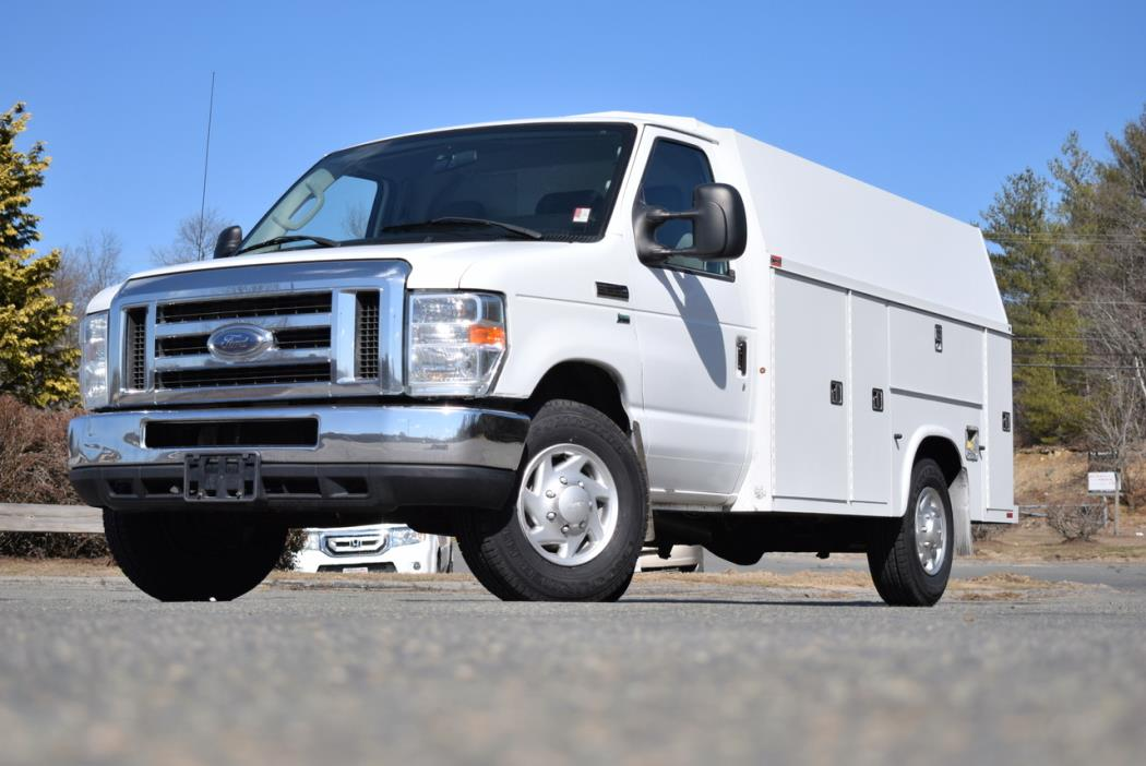 2011 Ford E-Series Utility Truck - Service Truck
