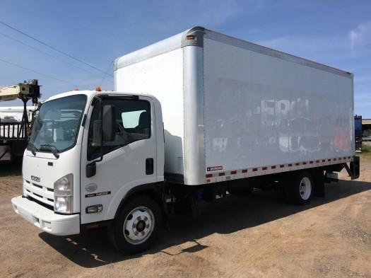 2011 Isuzu Nrr Box Truck  Box Truck - Straight Truck