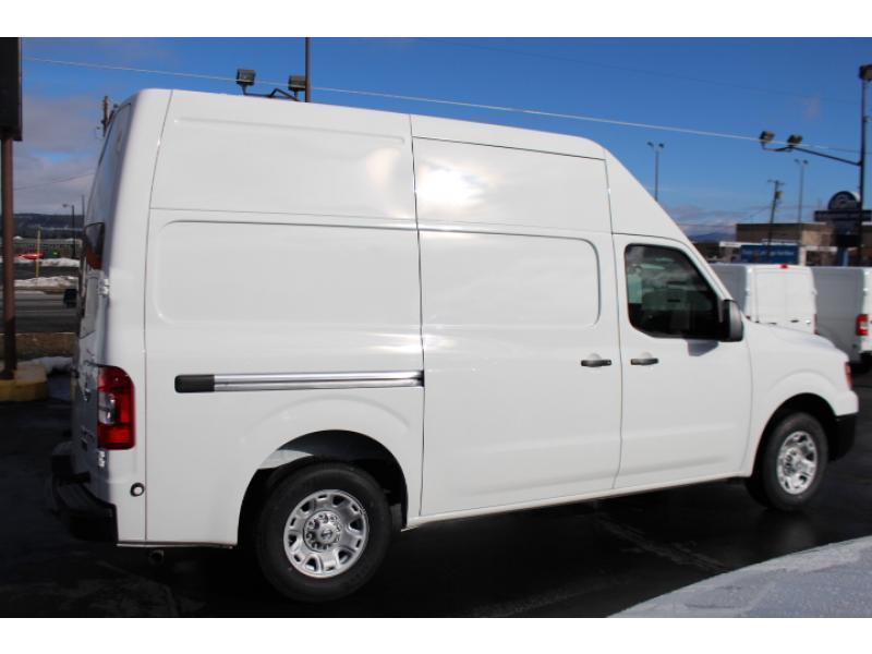2017 Nissan Nv2500hd Cargo Van, 6