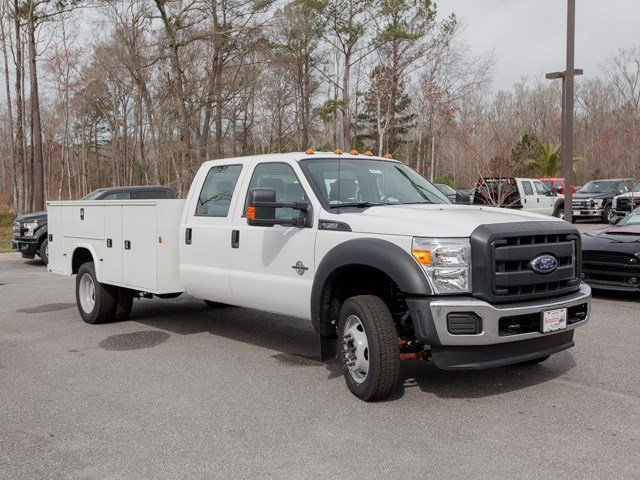 2016 Ford F-450 Utility Truck - Service Truck, 3