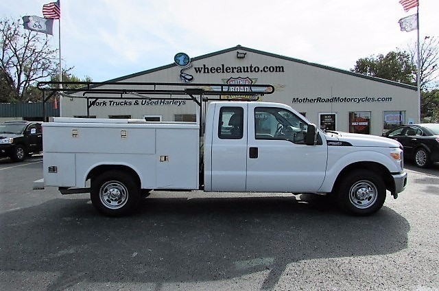 2012 Ford F250  Utility Truck - Service Truck