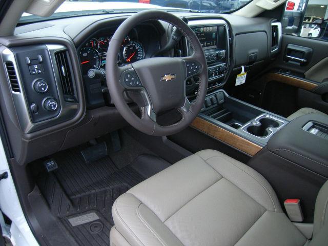 2017 Chevrolet Silverado 3500hd, 4