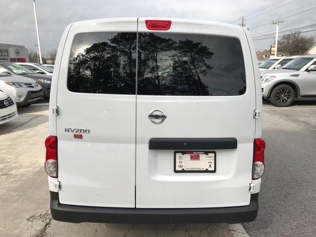 2016 Nissan Nv200 Cargo Van, 4