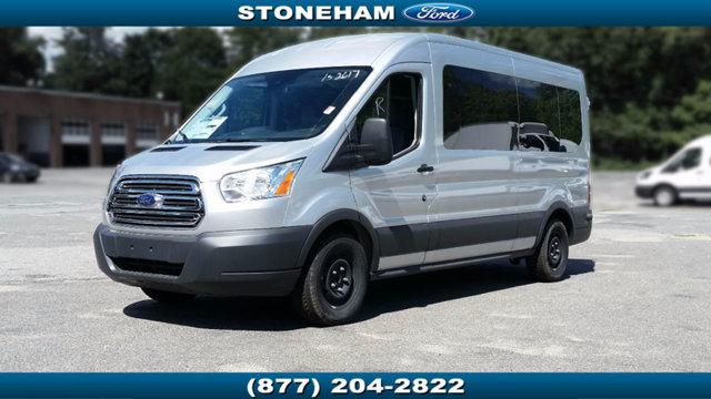 2015 Ford Transit Wagon  Passenger Van
