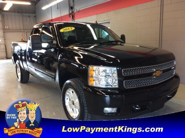 2013 Chevrolet Silverado 1500 Pickup Truck, 1