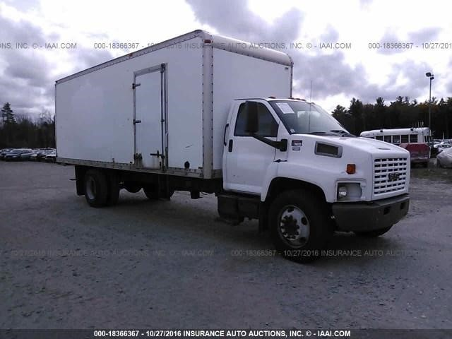 2006 Gmc C7500 Box Truck - Straight Truck