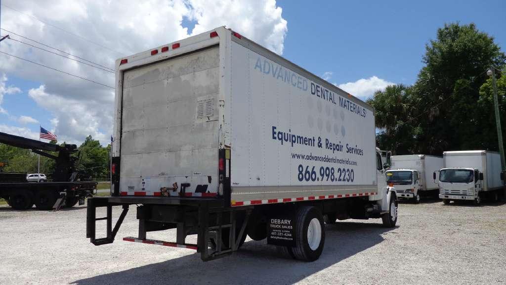 2002 Freightliner Fl70 Box Truck - Straight Truck, 7