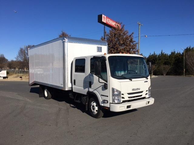 2016 Isuzu Npr Landscape Truck