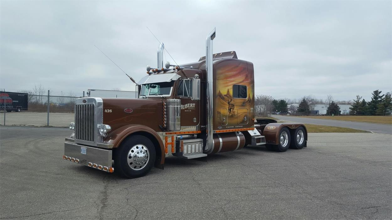 1998 Peterbilt 379exhd  Conventional - Sleeper Truck