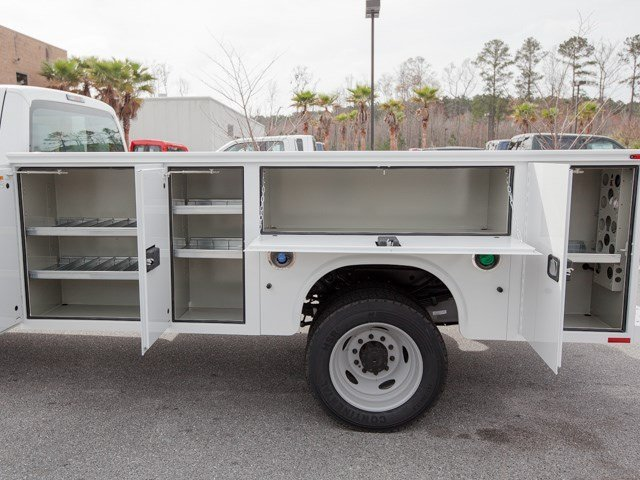 2016 Ford F-450 Utility Truck - Service Truck, 6