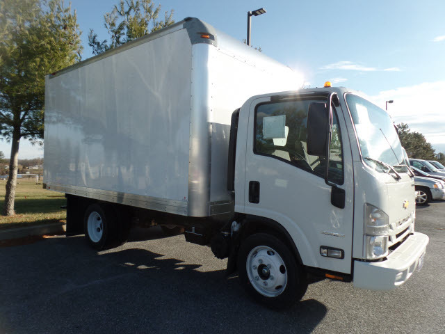 2016 Chevrolet 4500 Box Truck - Straight Truck